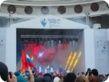 Московский этап эстафеты Паралимпийского огня «Сочи 2014»